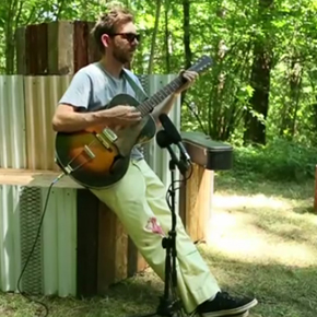 "Watch ""Palm Reader"" Live at Pickathon"