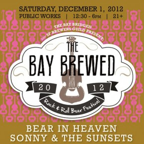 The Bay Brewed Festival 2012