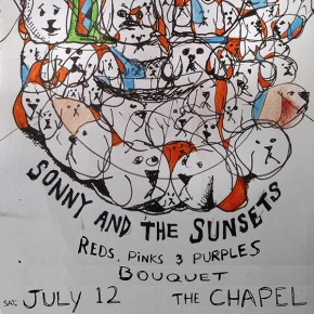 Sonny & The Sunsets Live @ The Chapel (SF - 7/12)