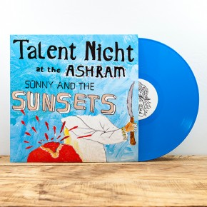"Talent Night at the Ashram ""Early Bird"" Blue LPs"